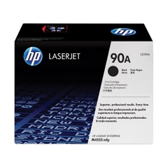 Hộp Mực Máy In  HP 90A Black Original LaserJet Toner Cartridge (CE390A)