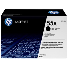 Hộp Mực Máy In  HP 55A Black Original LaserJet Toner Cartridge (CE255A)
