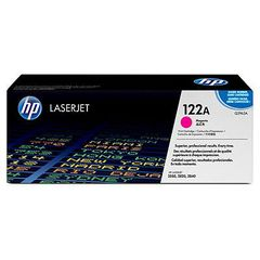 HP 122A Magenta Original LaserJet Toner Cartridge Q3963A