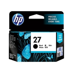 HP (C8727AA) Black Original Ink Cartridge