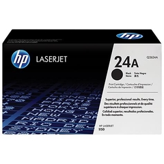 Hộp Mực Máy In  HP 24A Black Original LaserJet Toner Cartridge (Q2624A)