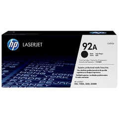 Hộp Mực Máy In  HP 92A Black Original LaserJet Toner Cartridge (C4092A)