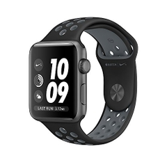 Apple Watch Nike+ GPS Series 3, 42mm Space Gray Aluminum - Anthracite/Black Nike Sport Band