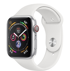 Apple Watch 4 GPS 44mm,  Aluminum - Sport Band