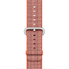 Dây AW 38mm Woven Nylon Orange (MNK52)
