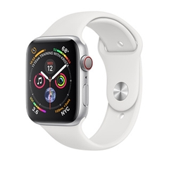 Apple Watch 4 LTE, 40mm Aluminum Sport Band
