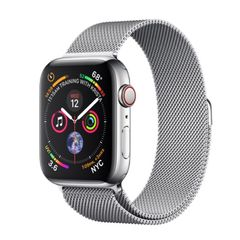 LTE 40mm Stainless Steel Milanese Loop