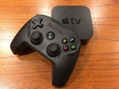 SteelSeries Nimbus - tay game cho Apple TV Gen 4
