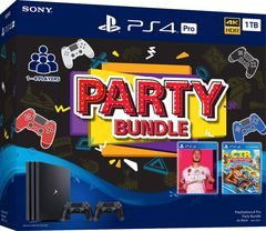 Máy PS4 Pro Party Bundle