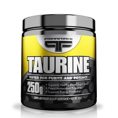 PrimaForce Taurine, 250g (178 Servings)