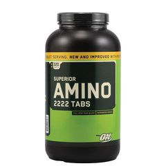 ON Superior Amino 2222, 320 Tablets