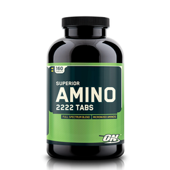 ON Superior Amino 2222, 160 Tablets