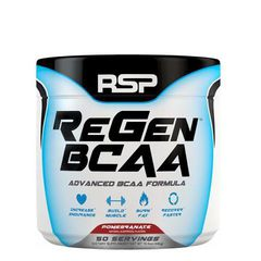 RSP Nutrition ReGen BCAA, 50 Servings