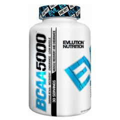Evlution Nutrition BCAA 5000, 240 Capsules