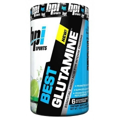 BPI Sports Best Glutamine, 450 gam (50 Servings)