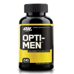 ON Opti-Men Multivitamin, 240 Tablets