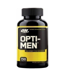 ON Opti-Men Multivitamin, 150 Tablets