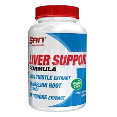 S.A.N. Liver Support Matrix, 100 Capsules