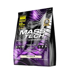 MuscleTech Mass-Tech, 12Lbs (5440g)