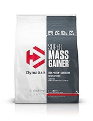 Dymatize Super Mass Gainer, 12Lbs (5443g)