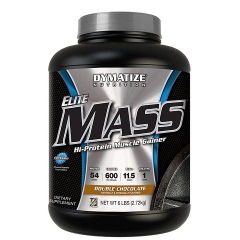 Dymatize Elite Mass Gainer, 6Lbs (2722g)
