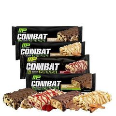 MusclePharm Combat Crunch, 1 Bar