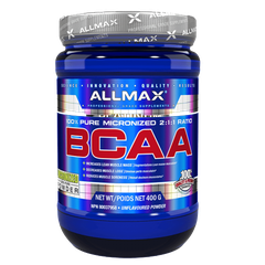 AllMax Nutrition BCAA , 400 Grams