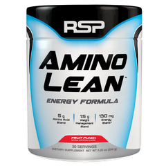 RSP Nutrition AminoLean Energy Formula, 30 Servings