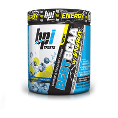 BPI Sports Best BCAA W/Energy, 25 Servings