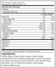 BPI Sports Best Protein, 5.1Lbs (2329g)