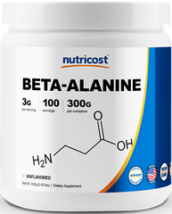 Nutricost Beta Alanine Powder, 300g