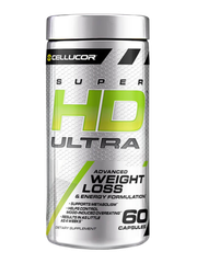 Cellucor Super HD Ultra, 60 Capsules