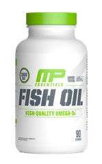MusclePharm Fish Oil, 90 Softgels