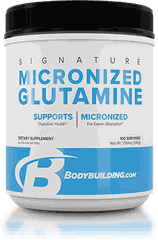 Bodybuilding Micronized Glutamine , 500 Grams