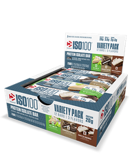 Dymatize ISO 100 Protein Bar, Box (12 Bars)