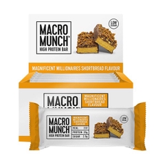 Bulk Powders Marco Munch Protein Box (12 Bars)
