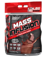 Nutrex Mass Infusion, 12 Lbs