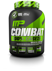 MusclePharm Combat 100% Casein, 4Lbs