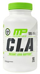 MusclePharm CLA Core, 90 Softgels