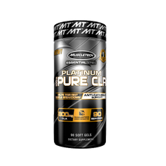 MuscleTech Platinum Pure CLA , 90 Soft Gels