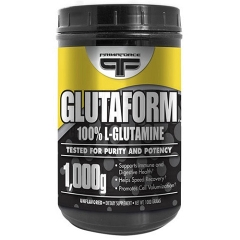 PrimaForce GlutaForm, Pure Glutamine, 1000g