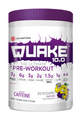 Scivation Quake 10.0, 20 Scoops