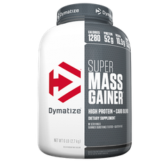 Dymatize Super Mass Gainer, 6Lbs (2722g)