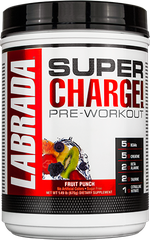 Labrada Super Charge Pre-Workout, 25 Servings