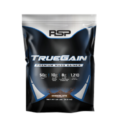 RSP Nutrition True Gain, 12 Lbs