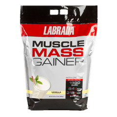 Labrada Muscle Mass Gainer, 12Lbs (5443g)