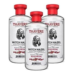 Thayers Rosepetal Witch Hazel Rose Petal (355ml)
