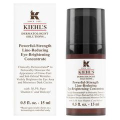 Kem Mắt KIEHL'S Powerful-Strength Line-Reducing Eye-Brightening Concentrate (15ml)