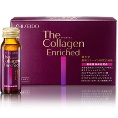 Shiseido The Collagen Enriched 50ml x 10