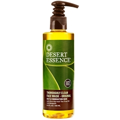 Desert Essence Thoroughly Clean Face Wash 250ml